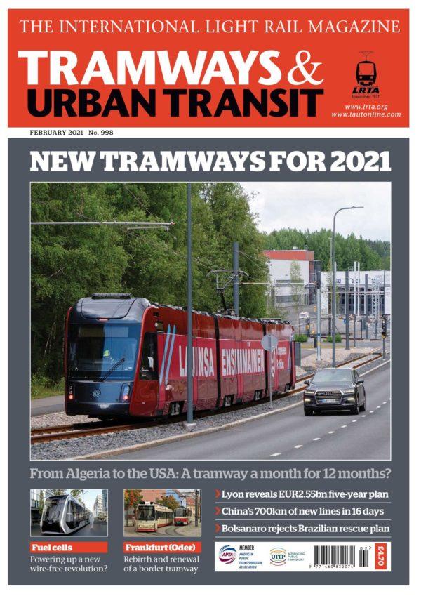 Tramways & Urban Transit 2021
