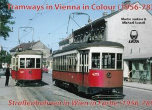 Tramways in Vienna in Colour (1956-1978)