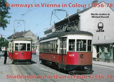 Tramways in Vienna in Colour (1956-1978)