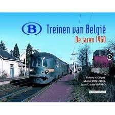 Treinen van België 1960
