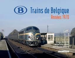 Treinen van België; de jaren 1970