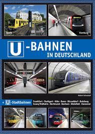 U Bahnen in Deutschland