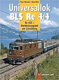 Universallok BLS Re 4-4