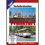 Verkehrsknoten Frankfurt eins und jetzt