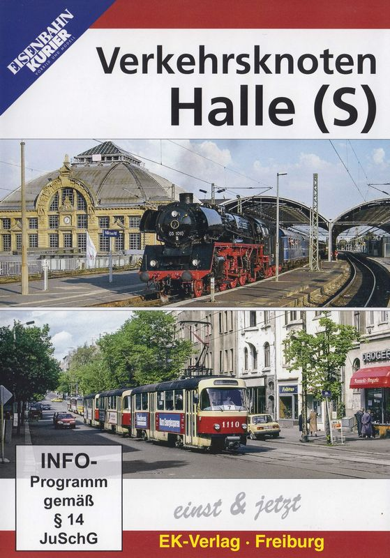 Verkehrsknoten Halle