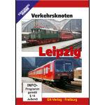 Verkehrsknoten Leipzig einst und jetzt