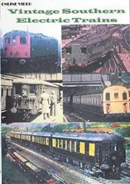 Vintage Southern Electric Trains
