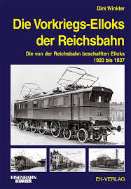 Vorkrieg-Elloks der Reichsbahn