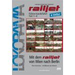 Wien - Berlin mit dem Railjet 1-4