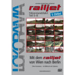 Wien - Berlin mit dem Railjet 5-8