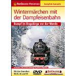 Wintermärchen Sampfeisenbahn