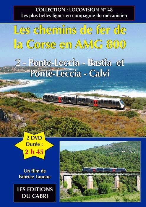 la Corse en AMG 800 - 2 Ponte-Leccia -