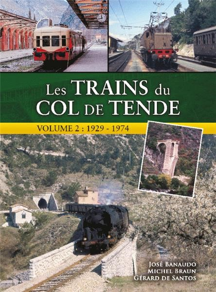 les trains du col de tende volume 2