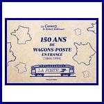 150 ans de wagons postes en France