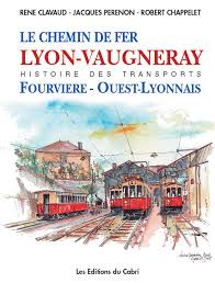 Chemin de Fer Lyon a Vaugneray