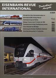 Eisenbahn-Revue International