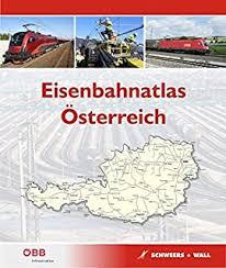 Eisenbahnatlas Österreich uitgave 2020