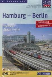 Im Führerstand; ICE Hamburg-Berl