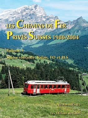 Les chemin de fer privés Suises Volume1