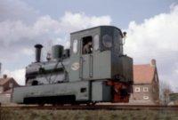 Locomotief RTM 56 Tramweg Stichting
