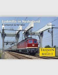 Ludmilla in Nederland; Krachtpats