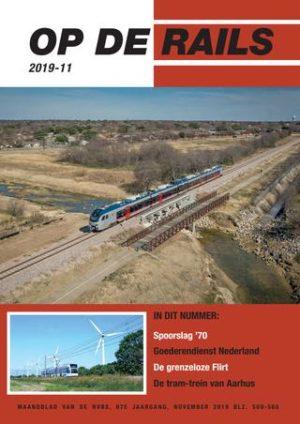 Op de Rails November 2019