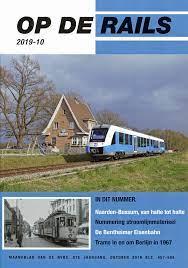 Op de Rails Oktober 2019