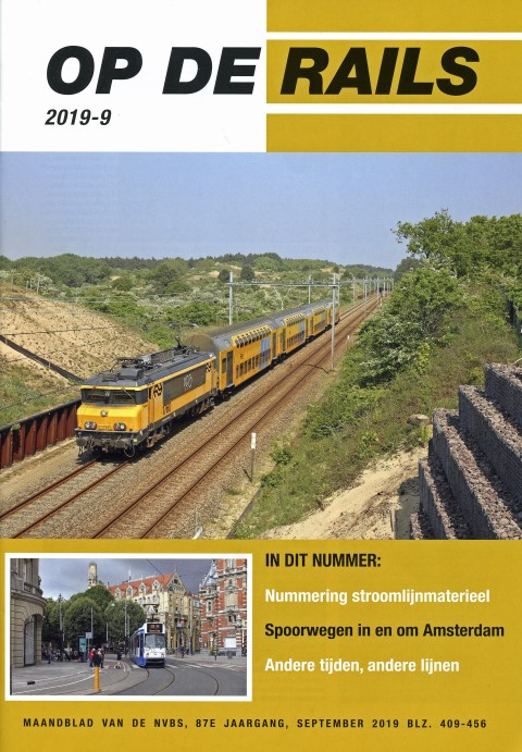Op de Rails September 2019