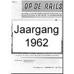 Op de Rails jaargang 1962
