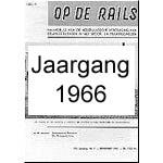 Op de Rails jaargang 1966