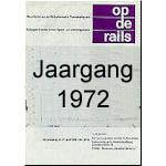 Op de Rails jaargang 1972