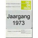 Op de Rails jaargang 1973