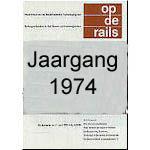 Op de Rails jaargang 1974