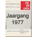 Op de Rails jaargang 1977