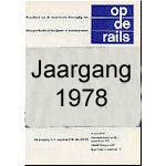 Op de Rails jaargang 1978