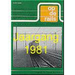 Op de Rails jaargang 1981