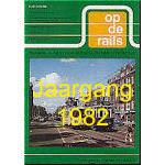 Op de Rails jaargang 1982