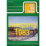 Op de Rails jaargang 1983