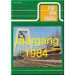 Op de Rails jaargang 1984