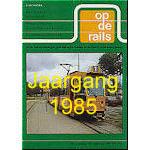Op de Rails jaargang 1985