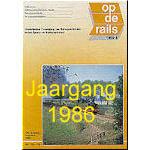Op de Rails jaargang 1986