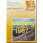Op de Rails jaargang 1987