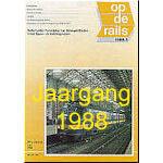 Op de Rails jaargang 1988