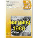 Op de Rails jaargang 1989