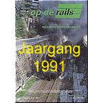 Op de Rails jaargang 1991