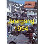 Op de Rails jaargang 1994