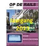 Op de Rails jaargang 2013