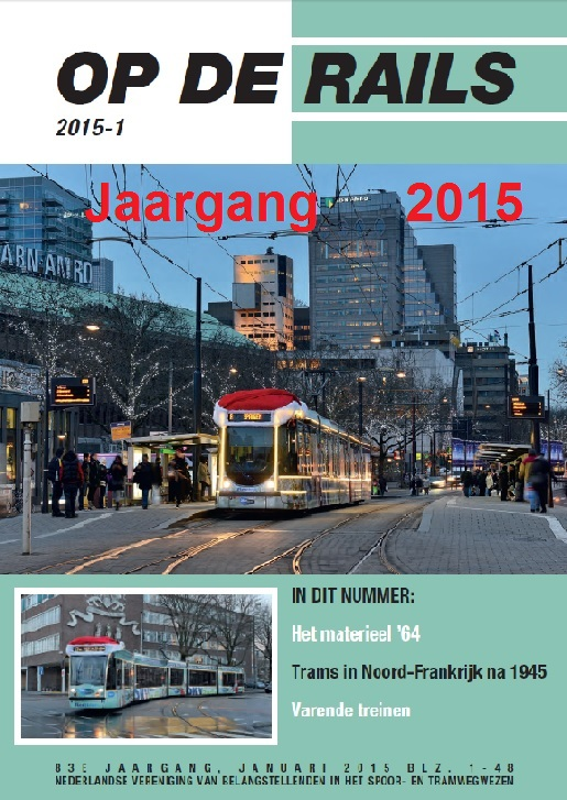 Op de Rails jaargang 2015