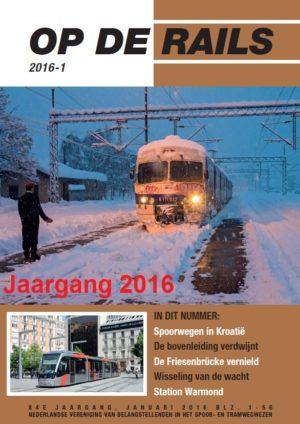 Op de Rails jaargang 2016