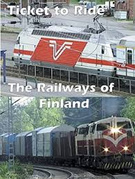 Railways of Finland; South part 1
